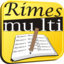 Rimes Online (3 Android & 2 iOS apps for sale with 4000/mo)