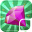 Fun Match 3 Game for sale! Jewel Blitz Saga