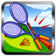 4 addictive games badminton, basketball, hill climb , poker