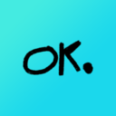 "30$+/week  - imessage Sticker App for the word ""Ok"""