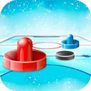 Air Hockey online 2 platforms