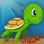 Turtle Swim 10k plus downloads a month