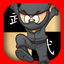Ninja Step Fast Reaction Game (Great design, huge potential)